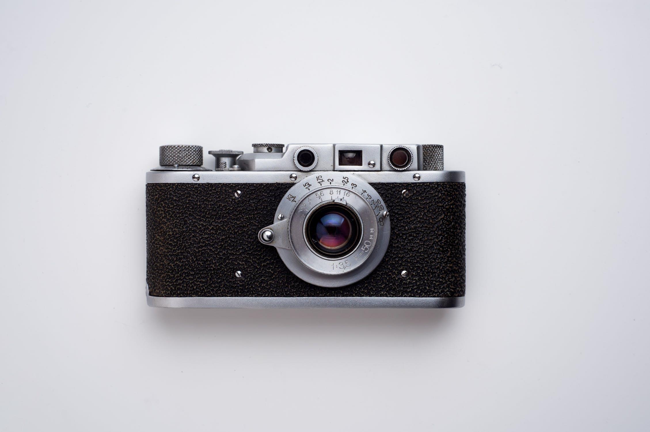 Was die Fotografie mit Retro-Kameras so besonders macht