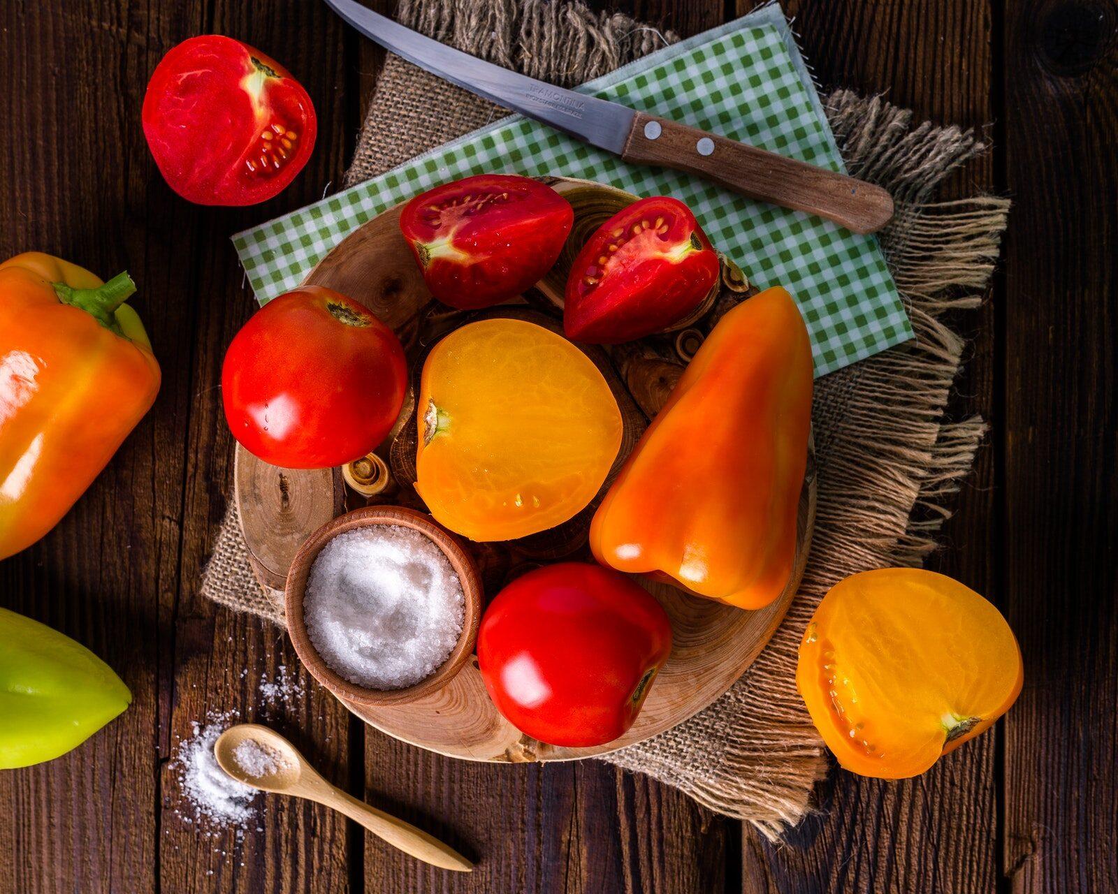 Gesunde Küche – Mein Gemüse baue ich selber an
